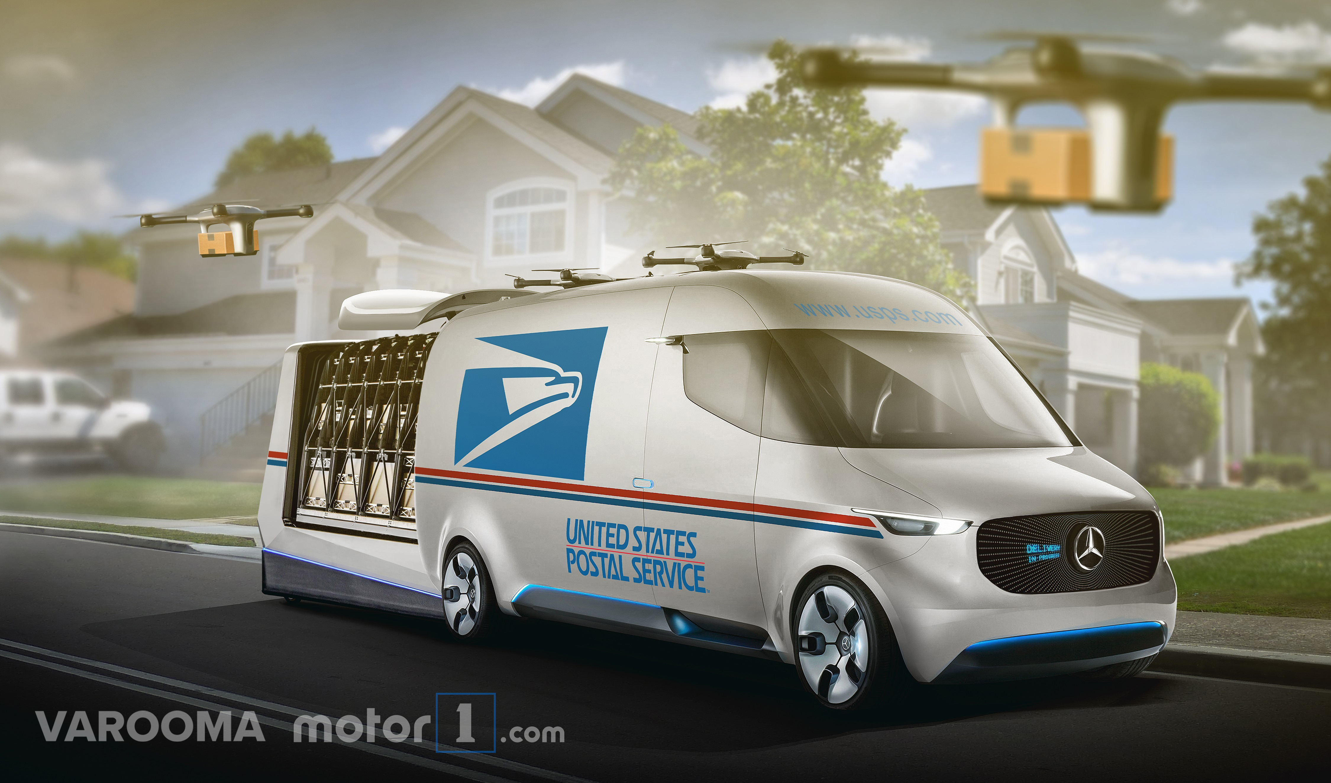 6 Next-Gen Vehicles to Replace the U.S Mail Truck - Varooma