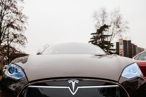 Tesla Electric Car